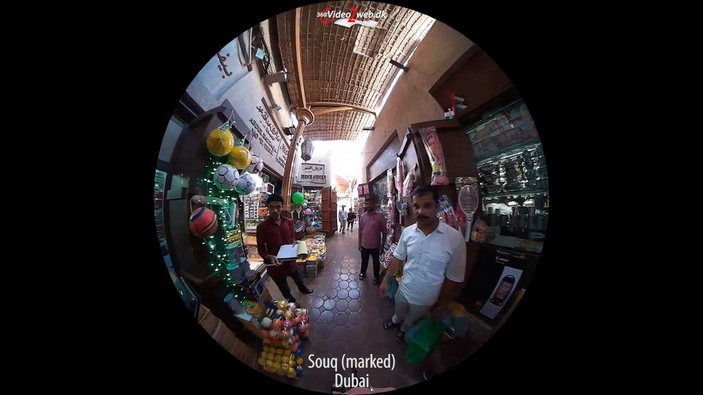 Hvad koster 360 graders video? Ikke ret meget!